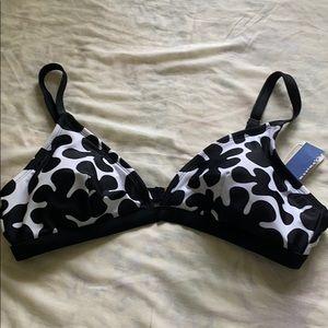 NWT! 🌞 MARIMEKKO Bikini Swim Top | XL